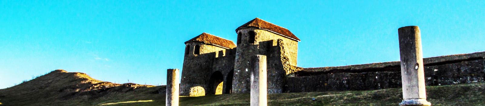 Das archäologische Komplex Porolissum